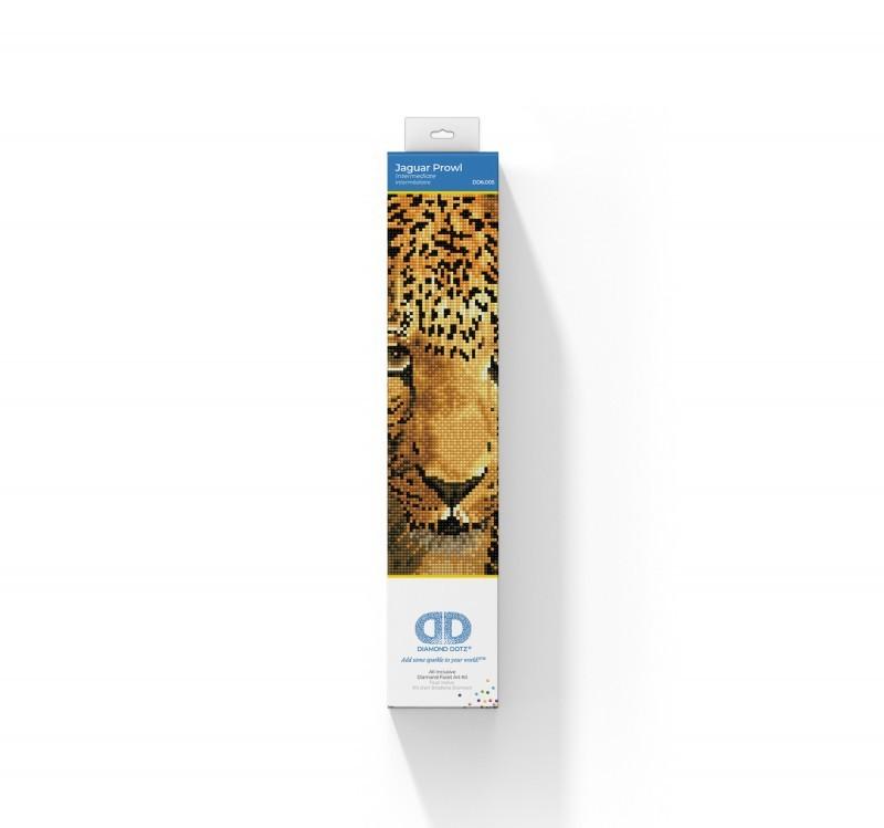 Diamond Dotz: Facet Art Kit - Jaguar Prowl image