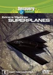 Extreme Machines: Superplanes on DVD
