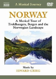 Grieg: A Musical Journey - Norway on DVD