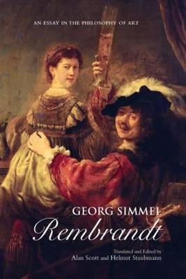 Georg Simmel: Rembrandt by Georg Simmel image