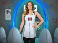 Portal 2 Turret Women's Tank Dress (Medium) image