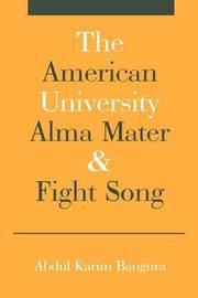 The American University Alma Mater by Abdul K Bangura image
