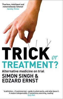 Trick or Treatment? by Simon Singh image