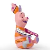 Romero Britto - Piglet Mini Figurine