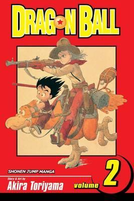 Dragon Ball: v. 2 by Akira Toriyama image