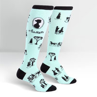 Womens - Socks And Sensibility Knee Socks