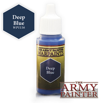 Deep Blue Warpaint