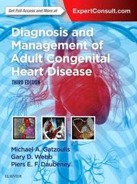 Diagnosis and Management of Adult Congenital Heart Disease by Michael A Gatzoulis image