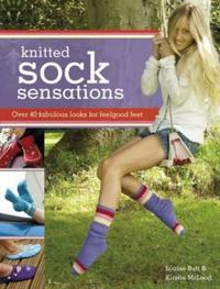 Knitted Sock Sensations by Louise Butt image