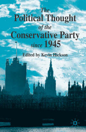 The Political Thought of the Conservative Party since 1945 image