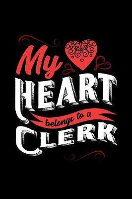My Heart Belongs to a Clerk by Dennex Publishing image
