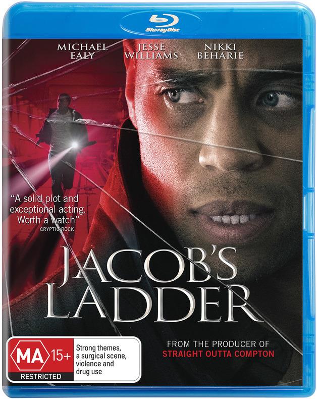 Jacob's Ladder on Blu-ray