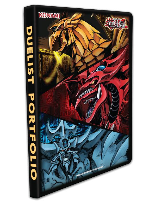 Yu-Gi-Oh! Egyptian God 9-Pocket Portfolio