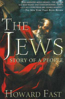 The Jews: Story of a People by Howard Fast image