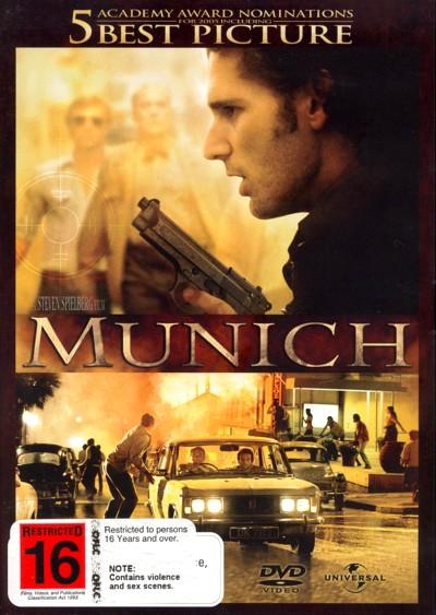 Munich on DVD image