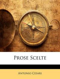Prose Scelte by Antonio Cesari