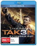 Taken 3 on Blu-ray
