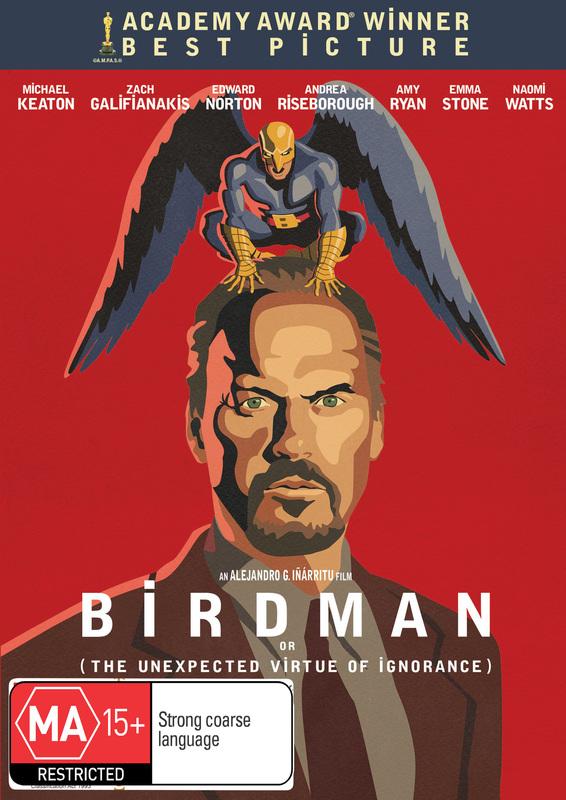 Birdman on DVD