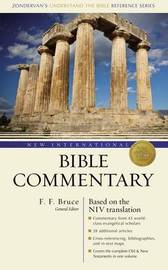 New International Bible Commentary by F.F. Bruce image