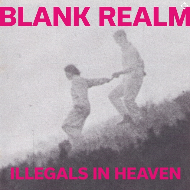 Illegals In Heaven (LP) by Blank Realm