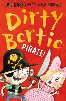 Pirate! by Alan MacDonald
