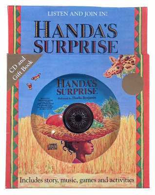 Handa's Surprise Midi Book & Cd by Eileen Browne image