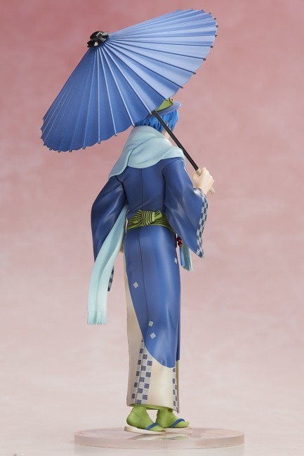 Vocaloid: Kaito Hanairogoromo Figure (1/8) image