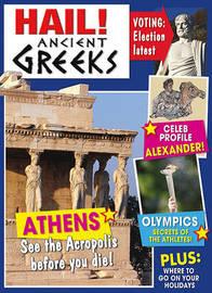 Hail! Ancient Greeks by Jen Green