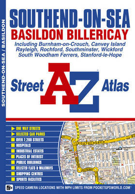 Southend-on-Sea Street Atlas image