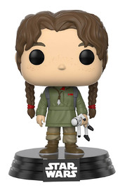 Star Wars: Rogue One - Young Jyn Erso Pop! Vinyl Figure