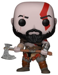 God of War: Kratos - Pop! Vinyl Figure image