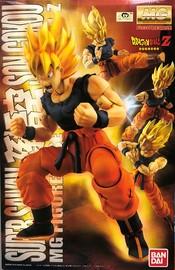 MG 1/8 Dragon Ball Z Figurerise Super Saiyan Goku Model Kit
