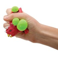IS Gifts: Squeeze-A-Saurus - Stress Ball (Assorted Designs)