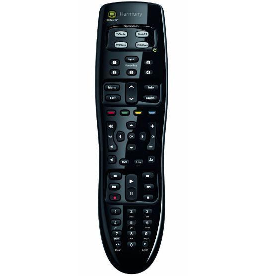 Logitech Harmony 350 Remote image