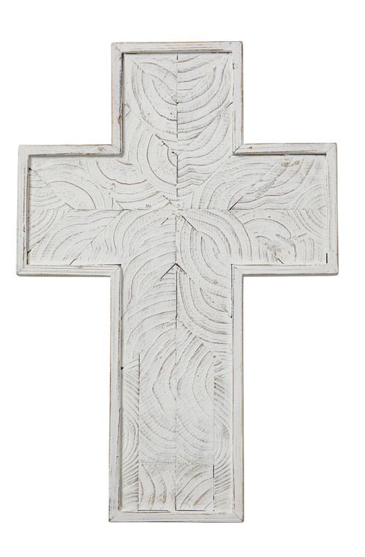 Amalfi: Northford Cross Wall Decor (34.5x51cm)