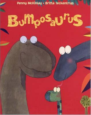 Bumposaurus by Penny McKinlay image