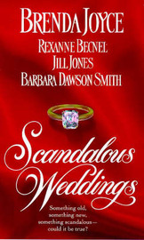Scandalous Weddings by Brenda Joyce image