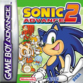 Sonic Advance 2 for GBA