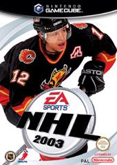 NHL 2003 for GameCube