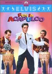 Elvis: Fun In Acapulco on DVD