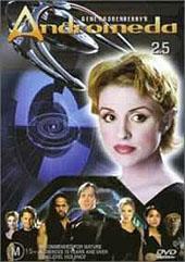 Andromeda 2.5 on DVD