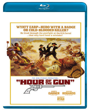 Hour of the Gun on Blu-ray