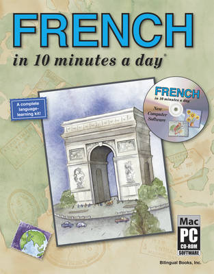 """French in 10 Minutes a Day"" by Kristine K. Kershul"