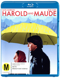 Harold & Maude on Blu-ray