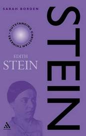 Edith Stein by Sarah Borden image
