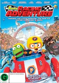 Pororo's Racing Adventures on DVD