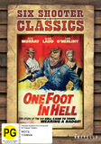 One Foot In Hell (Six Shooter Classic) on DVD