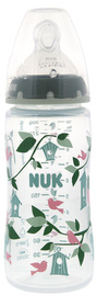 NUK: First Choice - Polypropylene Bottle (300ml) - Birds