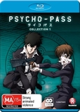 Psycho-Pass - Collection 1 on Blu-ray