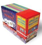 Amazing Machines: Truckload of Fun Boxed Set (10 books) by Tony Mitton